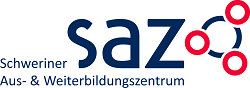 Logo for saz e.V.
