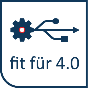 "JOBSTARTER plus-Projekt  ""fit für 4.0"""