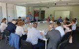Digitale Kompetenzen in der Berufsbildung – Experten-Workshop im saz fand großes Interesse